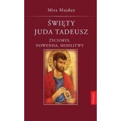 Święty Juda Tadeusz - Mira Majdan