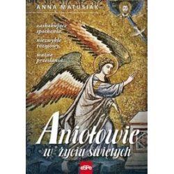 Aniołowie w życiu świętych - Anna Matusiak