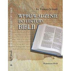 Wprowadzenie do lektury Biblii