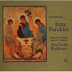 Inny Paraklet. Ikona Trójcy Św. A.Rublowa - G Bunge