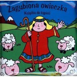 Zagubiona owieczka. Książka do kąpieli - Fiona Hayes