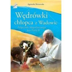 Wędrówki chłopca z Wadowic - Agnieszka Skórzewska