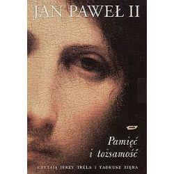 Pamięć i tożsamość - książka audio na CD (CD) - Jan Paweł II
