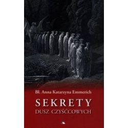 Sekrety dusz czyśćcowych - Anna Katarzyna Emmerich