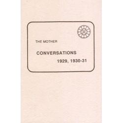 Conversations 1929, 1930-31 by Mirra Alfassa, 9788170581314.