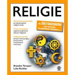 Religie dla żółtodziobów - Luke Buckles, Brandon Toropov