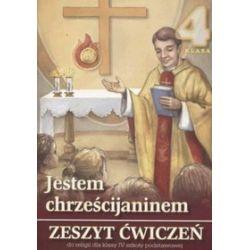 Religia. Jestem chrześcijaninem - zeszyt ćwiczeń, klasa 4, szkoła podstawowa - Stanisław Łabendowicz