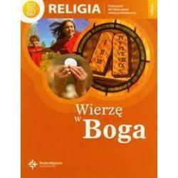 Religia, Wierzę w Boga - podręcznik, klasa 5, szkoła podstawowa - Jan Szpet