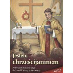 Religia. Jestem chrześcijaninem - podręcznik, klasa 4, szkoła podstawowa - Stanisław Łabendowicz