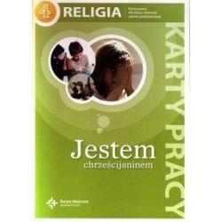 Religia. Jestem chrześcijaninem - karty pracy, klasa 4, szkoła podstawowa - Danuta Jackowiak, Jan Szpet
