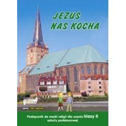 Religia. Jezus nas kocha - podręcznik, klasa 2, szkoła podstawowa