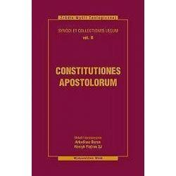 Synody i kolekcje praw, tom 2: Konstytucje apostolskie - Arkadiusz Baron, Henryk Pietras