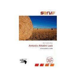 Bücher: Antonio Attolini Lack