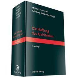 Bücher: Die Haftung des Architekten