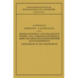 Bücher: Einführung in die Geophysik II  von E. Nippoldt