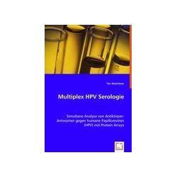 Bücher: Multiplex HPV Serologie  von Tim Waterboer
