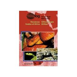 Bücher: Giftschlangen Afrikas. Venomous Snakes of Africa  von Gernot Vogel, Maik Dobiey