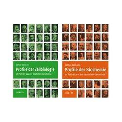 Bücher: Set: Profile der Zellbiologie und Profile der Biochemie  von Lothar Jaenicke