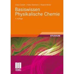 Bücher: Basiswissen Physikalische Chemie  von Roland Winter, Heiko Seemann, Claus Czeslik