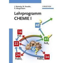Bücher: Lehrprogramm Chemie I  von Karl Morgenstern, Manfred Kreuder, Joachim Nentwig
