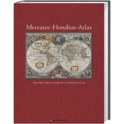 Bücher: Mercator-Hondius-Atlas  von Gerhard Mercator