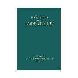 Bücher: Die Physikalische Beschaffenheit des Bodens  von NA Zunker, NA Schubert, Na Hess, NA Helbig, NA Giesecke, A. Densch