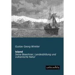 Bücher: Island  von Gustav Georg Winkler