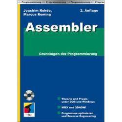Bücher: Assembler  von Marcus Roming, Joachim Rohde