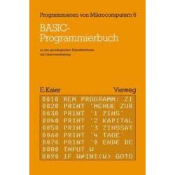 Bücher: BASIC-Programmierbuch  von Ekkehard Kaier