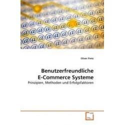 Bücher: Benutzerfreundliche E-Commerce Systeme  von Oliver Pretz