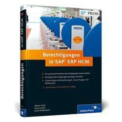 Bücher: Berechtigungen in SAP ERP HCM  von Joost Klüssendorf, Anja Marxsen, Martin Esch