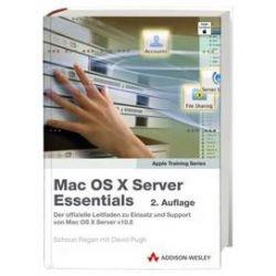 Bücher: Mac OS X Server Essentials  von David Pugh, Schoun Regan