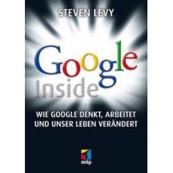 Bücher: Google Inside  von Steven Levy
