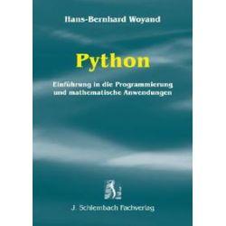 Bücher: Python  von Hans-Bernhard Woyand
