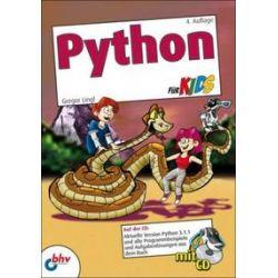 Bücher: Python für Kids  von Gregor Lingl