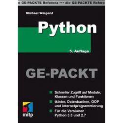 Bücher: Python Ge-Packt  von Michael Weigend