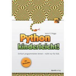 Bücher: Python kinderleicht!  von Jason Briggs