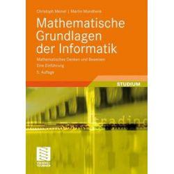 Bücher: Mathematische Grundlagen der Informatik  von Martin Mundhenk, Christoph Meinel