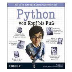 Bücher: Python von Kopf bis Fuß  von Paul Barry