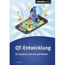 Bücher: QT-Entwicklung für Symbian, Android und Desktop  von Tam Hanna
