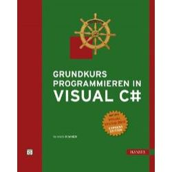 Bücher: Grundkurs Programmieren in Visual C  von Heinrich Wimmer