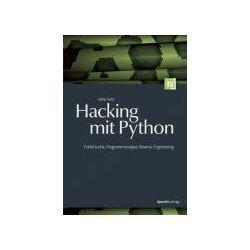 Bücher: Hacking mit Python  von Justin Seitz