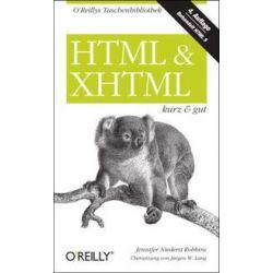 Bücher: HTML & XHTML - kurz & gut  von Jennifer Niederst Robbins