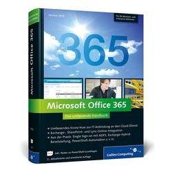 Bücher: Microsoft Office 365  von Markus Widl