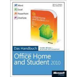Bücher: Microsoft Office Home and Student 2010 - Das Handbuch: Word, Excel, PowerPoint, OneNote  von Rainer G. Haselier, Klaus Fahnenstich