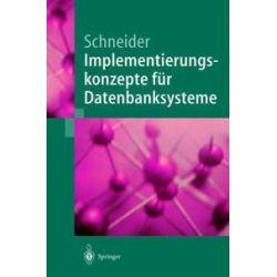 Bücher: Implementierungskonzepte für Datenbanksysteme  von Markus Schneider