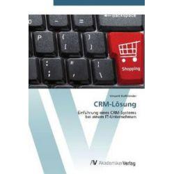 Bücher: CRM-Lösung  von Vincent Rothländer