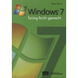 Bücher: Windows 7-Tuning leicht gemacht  von Reiner Backer