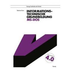 Bücher: Informationstechnische Grundbildung MS-DOS  von Ekkehard Kaier