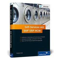 Bücher: Self-Services mit SAP ERP HCM  von Markus Roeth, Rinaldo Heck